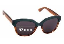 Sunglass Fix Replacement Lenses for Specsavers Blakeney Sun Rx - 53mm wide