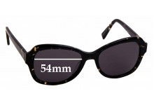 Sunglass Fix Replacement Lenses for Specsavers Cable Sun Rx - 54mm wide