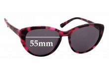 Sunglass Fix Replacement Lenses for Specsavers Felixstowe Sun Rx - 55mm wide
