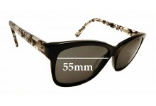 Sunglass Fix Replacement Lenses for Specsavers Morecambe Sun Rx - 55mm wide