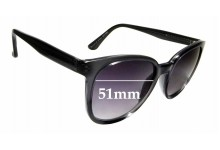 Sunglass Fix Replacement Lenses for Specsavers Shelley - 51mm wide