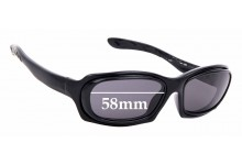 Sunglass Fix Replacement Lenses for Specsavers Sun Rx 120 - 58mm wide