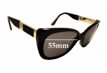 Sunglass Fix Replacement Lenses for Specsavers AP Sun Rx 44 - 55mm wide