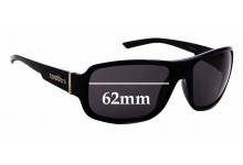 Sunglass Fix Replacement Lenses for Spotters Cortex - 62mm wide