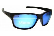 Sunglass Fix Replacement Lenses for Spotters Grit - 65mm wide