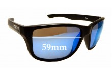 Sunglass Fix Replacement Lenses for Spotters Rebel - 59mm wide