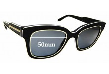 Sunglass Fix Replacement Lenses for Stella McCartney SM4056 - 50mm wide