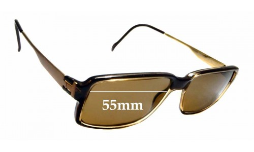 Sunglass Fix Replacement Lenses for Steppers SI-169 - 55mm wide