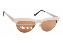 Sunglass Fix Replacement Lenses for Sunday Somewhere Grace - 56mm wide