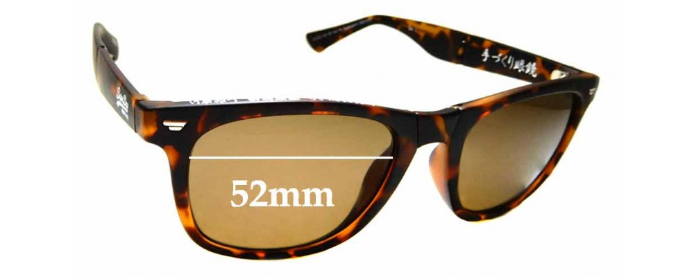 Sunglass Fix New Replacement Lenses for Superdry SD Sun Rx Supergami - 52mm Wide