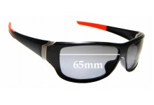 Sunglass Fix Replacement Lenses for Tag Heuer Racer 2 TH 9225 - 65mm wide