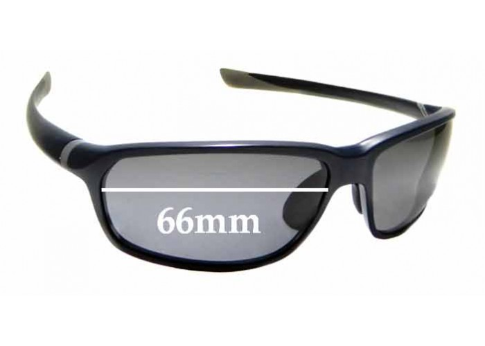 SFX Replacement Sunglass Lenses fits Tag Heuer Speedway TH0202 63mm Wide