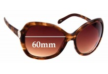 Sunglass Fix Replacement Lenses for Tiffany & Co TF 4040 - 60mm Wide