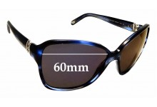 Sunglass Fix Replacement Lenses for Tiffany & Co 4070-B - 60mm Wide