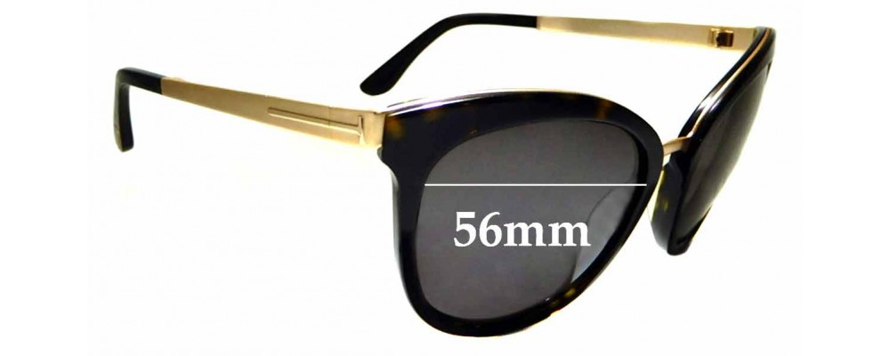 a94643219d Sunglass Fix Replacement Lenses for Tom Ford Emma TF461 - 56mm wide ...