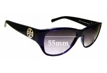 Sunglass Fix New Replacement Lenses for Tory Burch TY7012 - 55mm Wide