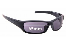 Sunglass Fix Replacement Lenses for Ugly Fish RS 5228 - 65mm wide