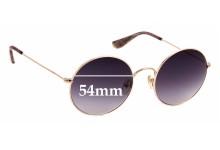 Sunglass Fix Replacement Lenses for Vasuma Snok - 54mm wide