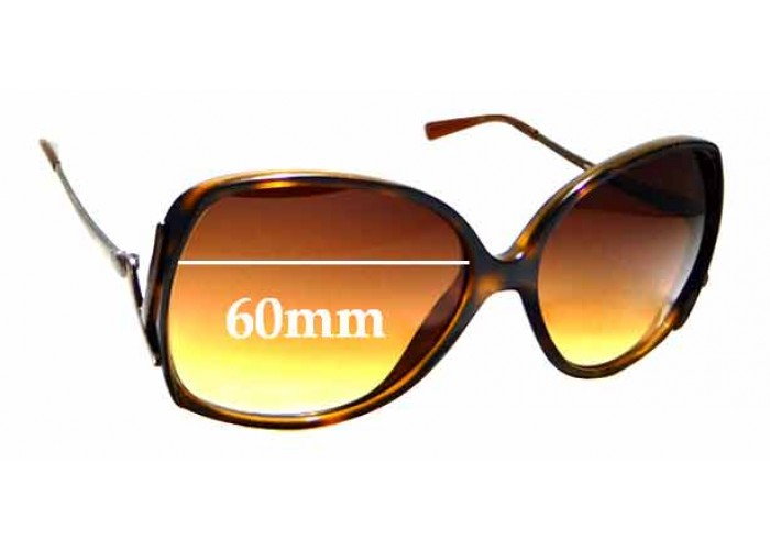 SFX Replacement Sunglass Lenses fits Vogue VO2731S 55mm Wide