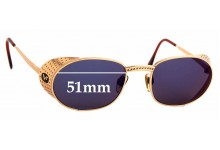 Sunglass Fix Replacement Lenses for Vogue VO 3179-S - 51mm wide