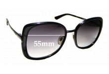Sunglass Fix Replacement Lenses for Vogue VO 3801-S - 55mm wide