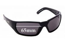 Sunglass Fix Replacement Lenses for Wiley X Rout - 65mm Wide