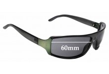Sunglass Fix Replacement Lenses for Yves Saint Laurent YSL 2014/S - 60mm Wide
