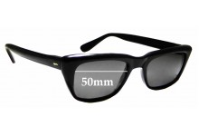 Sunglass Fix Replacement Lenses for Zyloware Nylon - 50mm wide