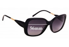 Sunglass Fix Replacement Lenses for Burberry B 4192-F - 56mm Wide