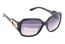 Sunglass Fix New Replacement Lenses for Chloe CL 2192 - 58mm Wide