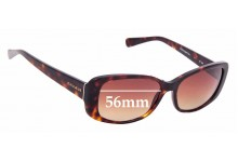 Sunglass Fix Replacement Lenses for Coach HC8168 - 56mm wide
