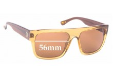 Sunglass Fix Replacement Lenses for Colabs Rio De Janeiro - 56mm Wide