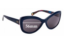 Sunglass Fix Replacement Lenses for Dolce & Gabbana DG3046 - 56mm Wide