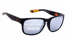 Sunglass Fix Replacement Lenses for Dragon Mountaineer X - 56mm Wide