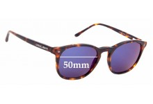 Sunglass Fix Replacement Lenses for Giorgio Armani AR 7074 - 50mm Wide