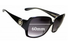 Sunglass Fix Replacement Lenses for Marc by Marc Jacobs MMJ 207/F/S - 60mm Wide