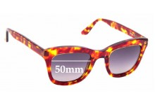 Sunglass Fix New Replacement Lenses for Nick Campbell Stringer - 50mm Wide