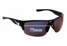 Sunglass Fix Replacement Lenses for Nike Golf X2 EV0873 PRO E - 74mm wide