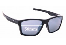 Sunglass Fix Replacement Lenses for Oakley Targetline OO9397 - 58mm Wide