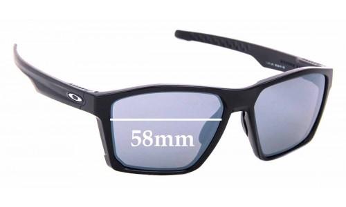 Sunglass Fix Replacement Lenses for Oakley Targetline OO9397 - 58mm Wide