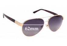 Sunglass Fix Replacement Lenses for Prada RAM4035AA - 62mm Wide