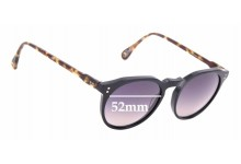 Sunglass Fix Replacement Lenses for Raen Remmy - 52mm wide