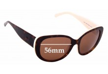 Sunglass Fix Replacement Lenses for Ralph Lauren RL8114 - 56mm wide