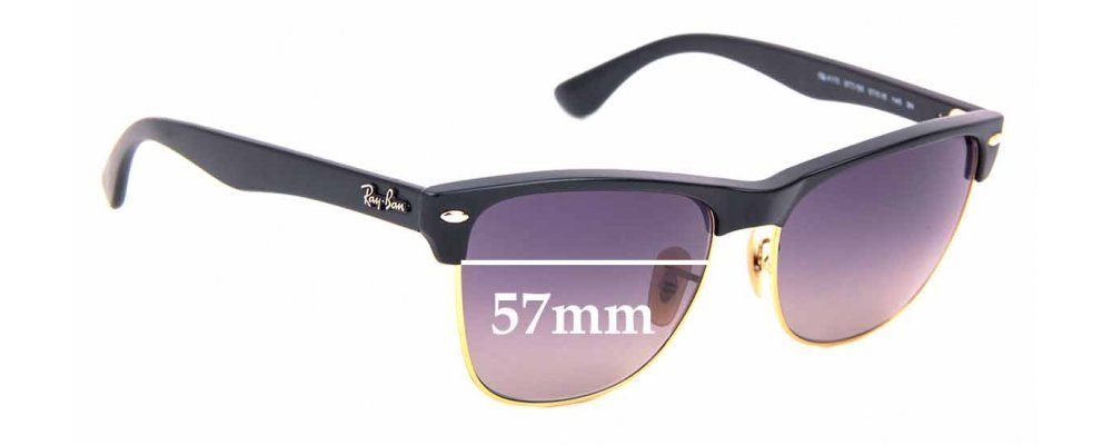 ray ban clubmaster polarized replacement lenses