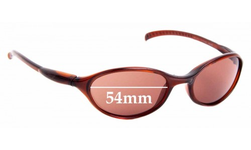 Sunglass Fix Replacement Lenses for Ray Ban RB2045 Cutters - 54mm Wide