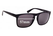 Sunglass Fix Replacement Lenses for Rip Curl Century - 57mm Wide