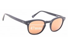 Sunglass Fix Replacement Lenses for Rixx Melrose 47mm wide