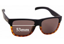 Sunglass Fix Replacement Lenses for Smith Lowdown Slim 2 - 53mm Wide