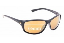 Sunglass Fix Replacement Lenses for Spotters Jett - 66mm wide