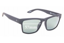 Sunglass Fix Replacement Lenses for Spy Optics Haight 2 - 57mm Wide